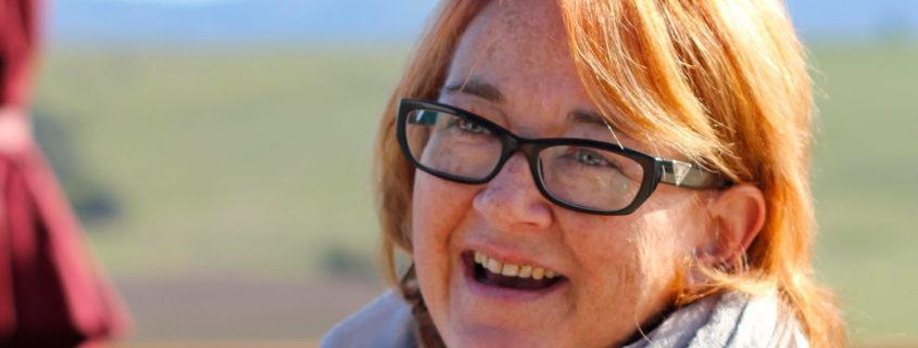 Meg Brodtmann, Senior winemaker at Helen & Joey Estate
