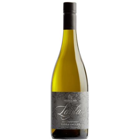 2015 Layla Chardonnay bottle shot