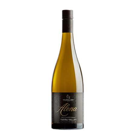 2016 Alena Chardonnay bottle shot